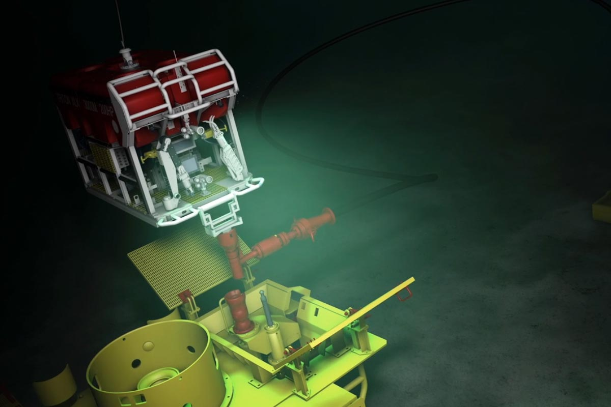 Canyon Offshore  MARS SMIS 3D motion